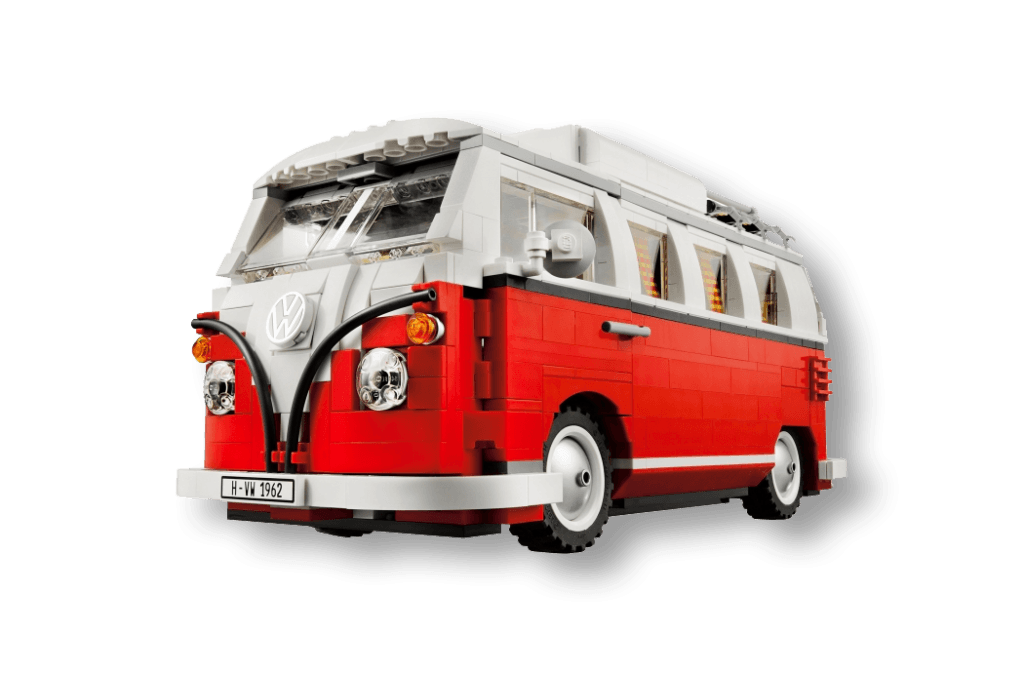 LEGO® Van | The Sales Garage
